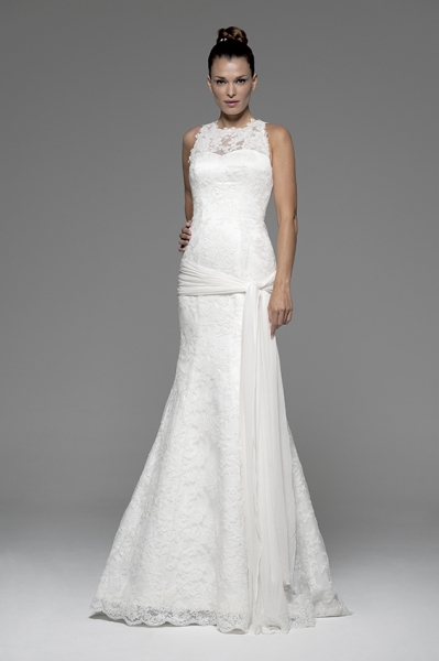 Alquiler de vestidos de novia en madrid precios