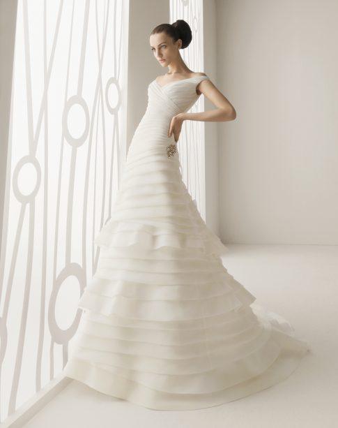 innovias | vestido de novia vigo de innovias venta outlet escote barco