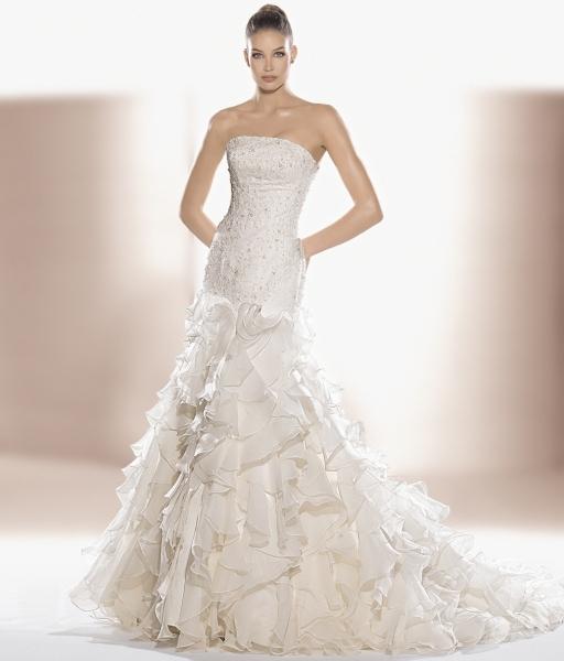 Vestidos de novia por internet: una tendencia low cost ideal - Dream ...