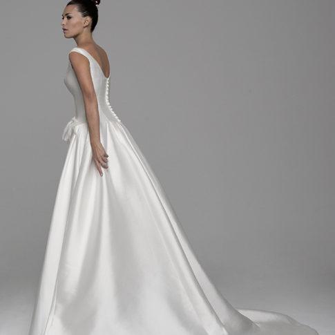 Agnes-vestido-novia-lado-485x485 Estilo Clasico Innovias - Venta Outlet