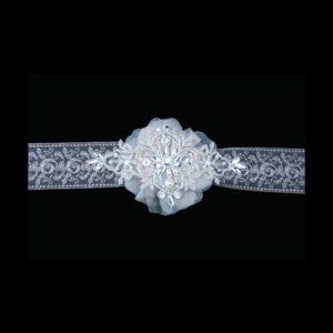 cinta de novia vintage innovias
