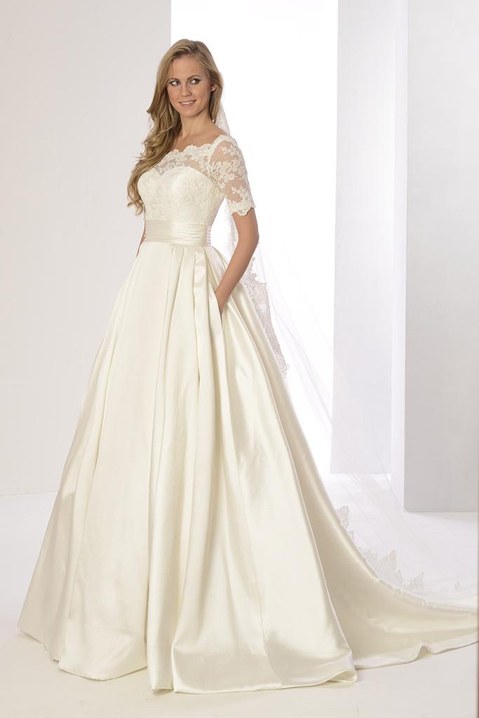 innovias | tipos de corte de vestidos de novia innovias según el cuerpo