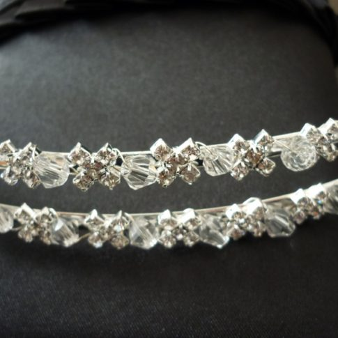 tiara de novia innovias