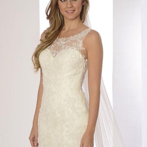 Vestidos de novia de alquiler barato