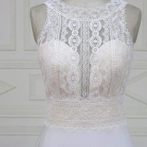 alina-escote-halter-vestido-novia-innovias-485x485 Estilo Chic Innovias - Linea Oro